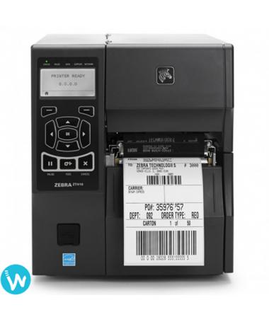 imprimante etiquettes Zebra ZT410