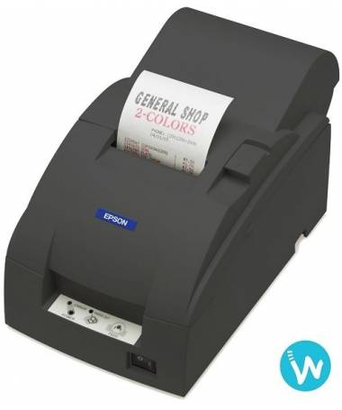 Cash Epson TM-U220D printer