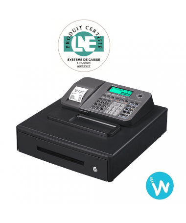 Caisse enregistreuse SE-S100 Casio S/M