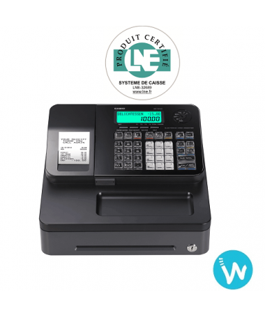 Cash register Casio SE-S100 S/M