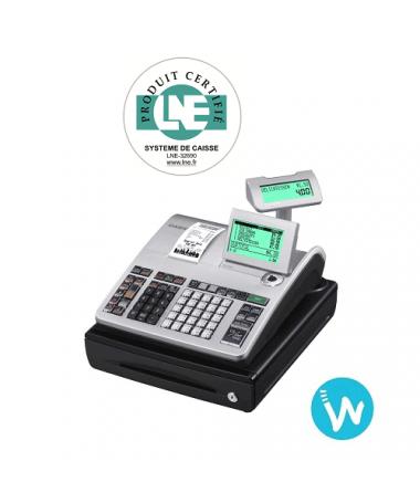 Cash register Casio SE-S100 S/M