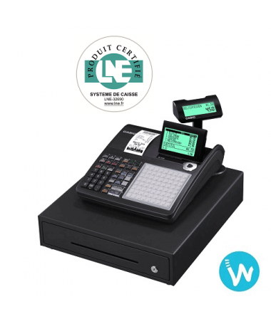 Cash register Casio SE-C450