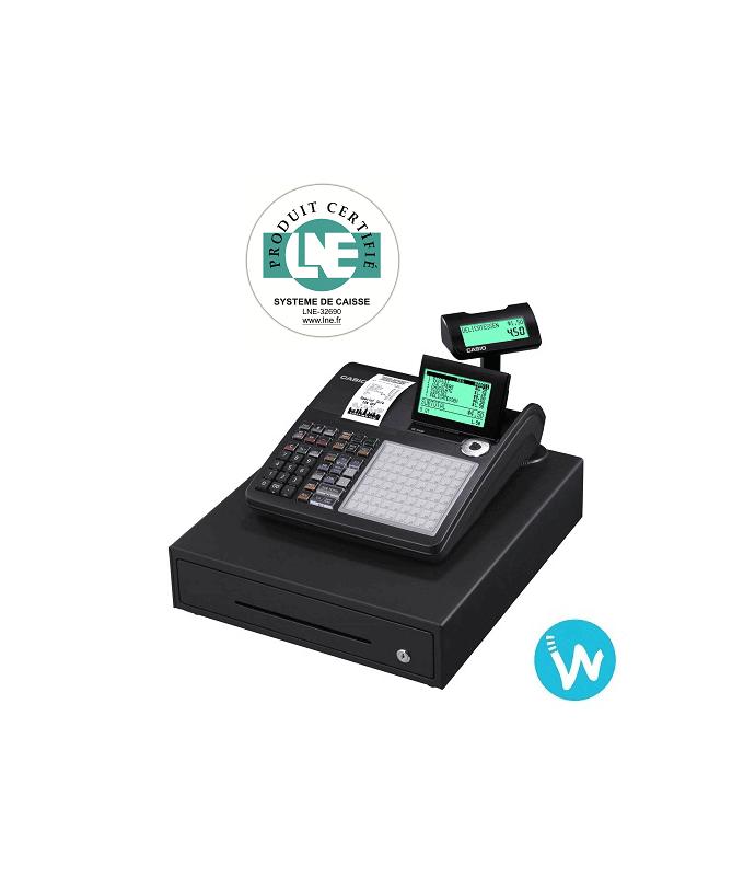 Cash register Casio SE-C450