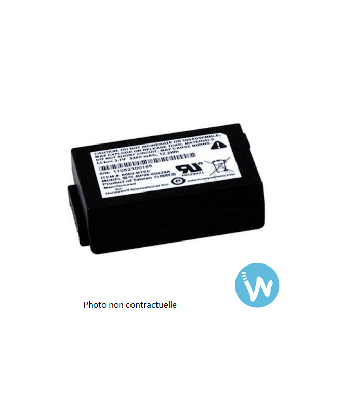 Battery for ScanPal 5100 and Dolphin 6 x 00