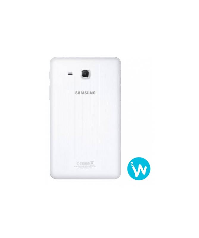 """Tablette Android Samsung Galaxy TAB A 10"""" en blanc ou noir - Waapos"""