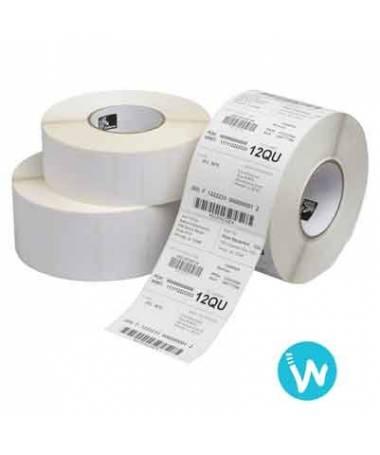 Bobine étiquettes 51x25 papier thermique