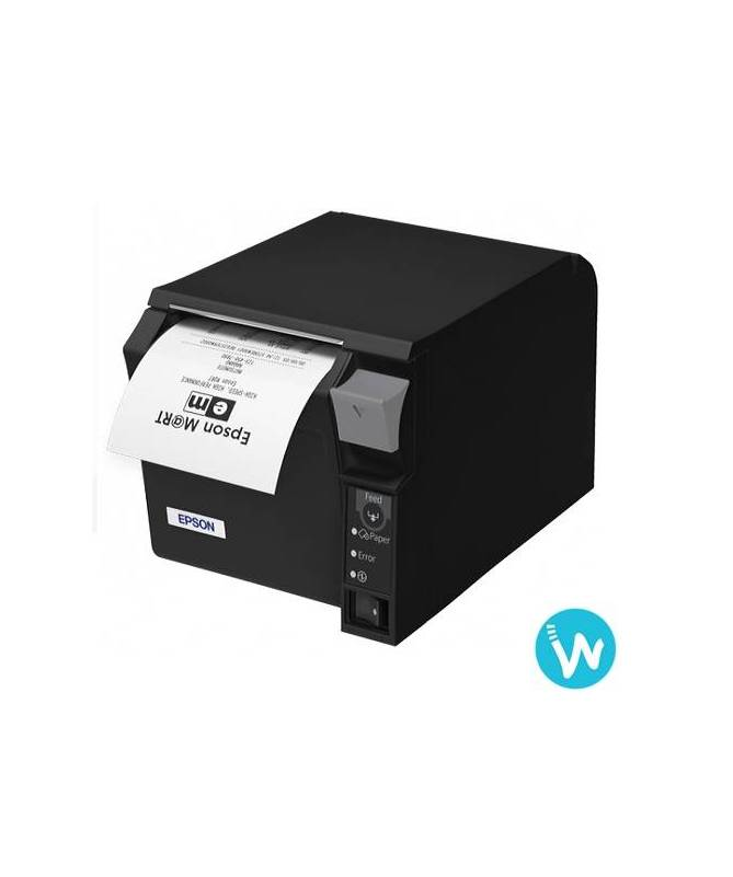 Imprimante thermique ticket de caisse Epson TM T70 IHub