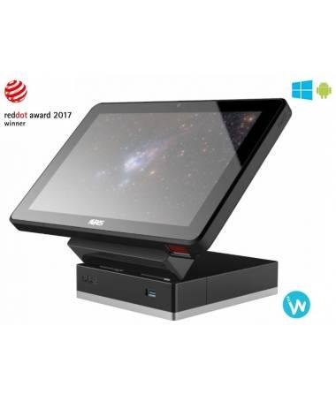 Caisse enregistreuse tablette vendeur SWING de Aures