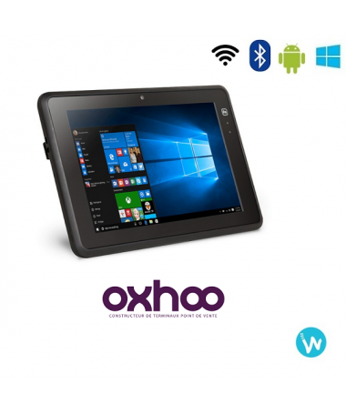 Caisse enregistreuse tablette RUGGY de OXHOO