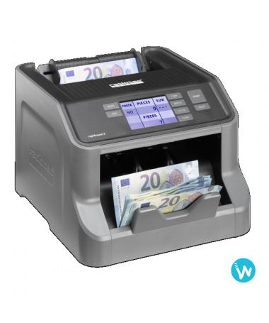 Compteuse et détecteur de billets Rapidcount S 200