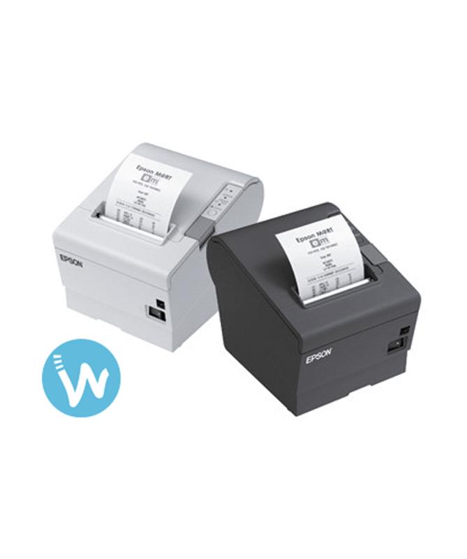 Imprimante ticket thermique EPSON TMT-88V