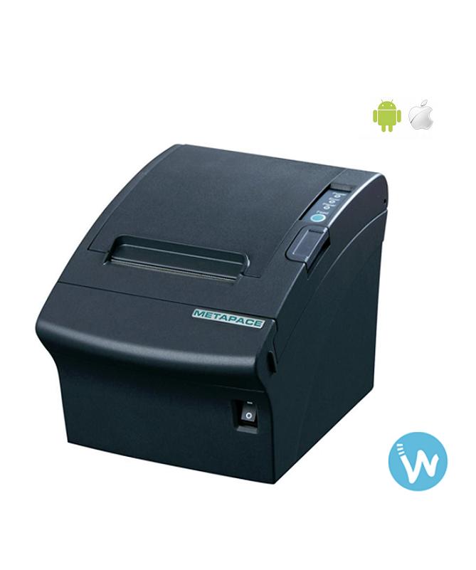 Imprimante caisse thermique BIXOLON METAPACE T3 pour magasin - Waapos