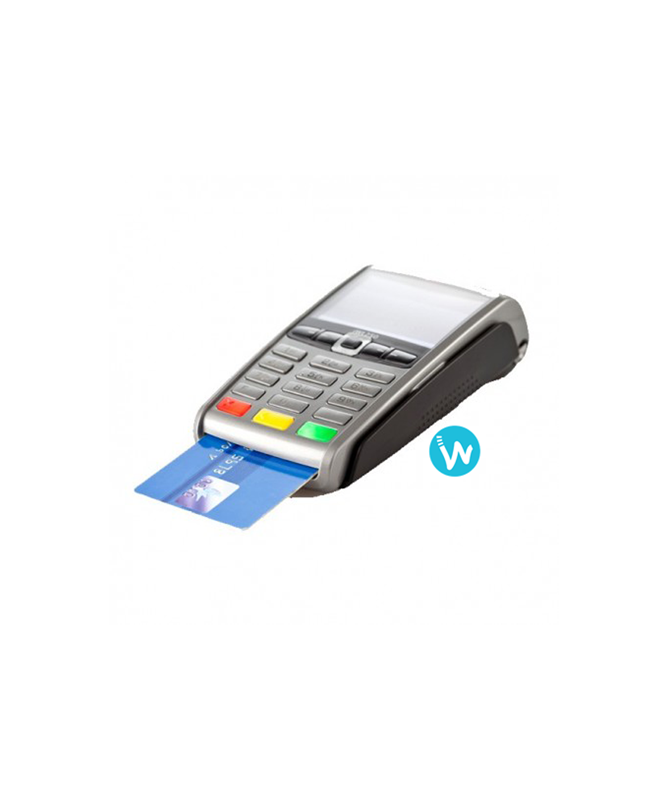TPE lecteur carte bancaireINGENICO IWL 250 GPRS 3G - Waapos
