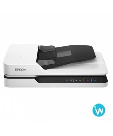 Scanner de documents Epson WorkForce DS-1660W