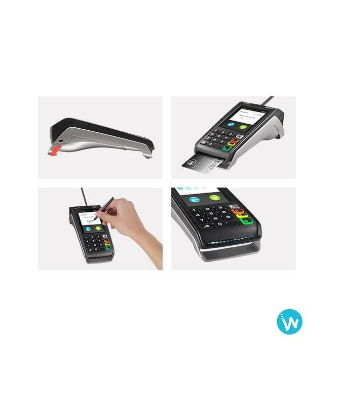 TPE lecteur carte bancaire SAGEM INGENICO ICT 220-1-Waapos