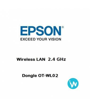 Dongle Wireless LAN Epson 2.4 Ghz