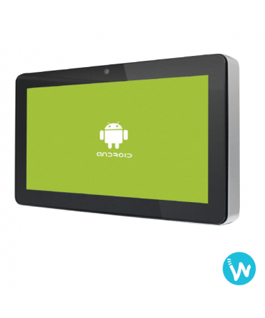 "Caisse enregistreuse Oxhoo Panel PC KP18"" android"