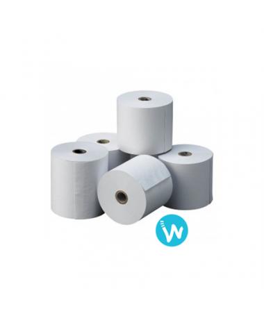 20 Bobines 60 X 85 mm papier thermique