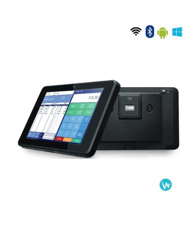 Caisse enregistreuse tablette TAB8 de OXHOO 8''