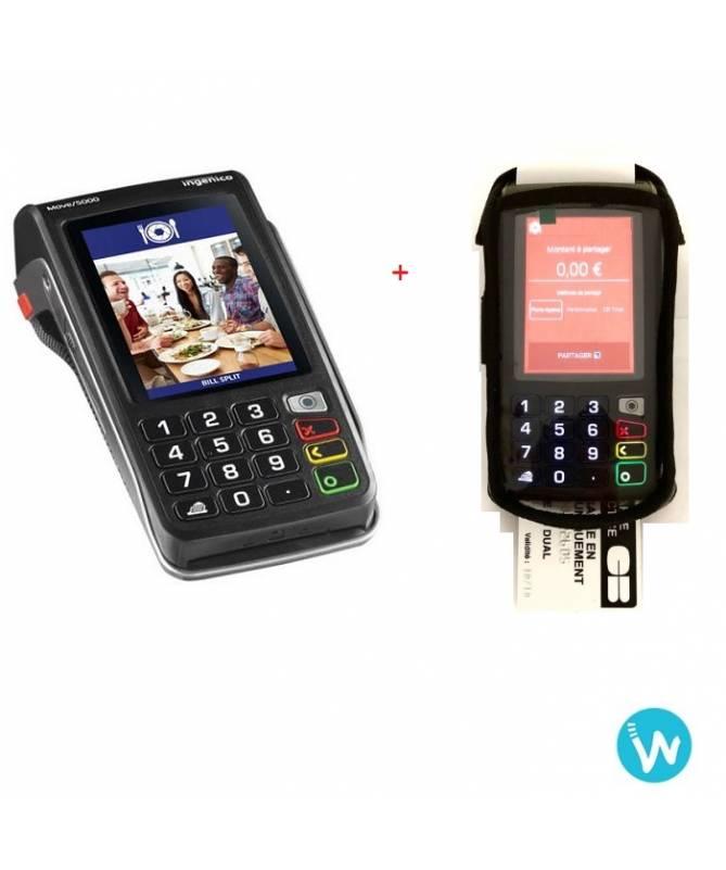 Pack TPE MOVE 500 3G + Housse de transport