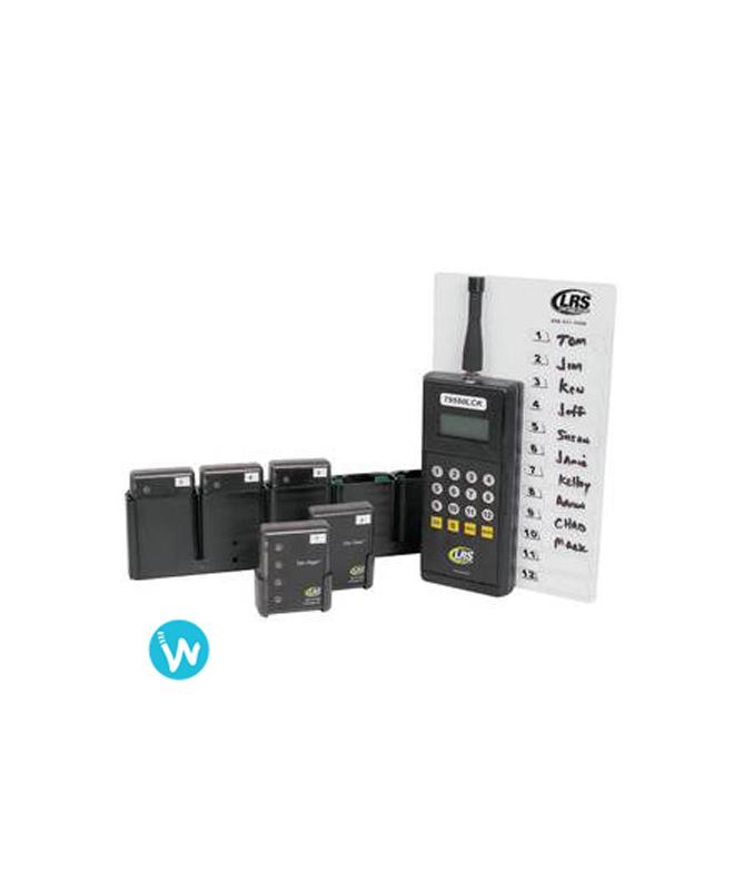 Système d'appel serveurs