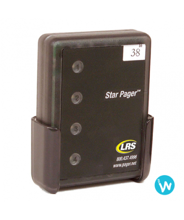 Pager LRS SP4