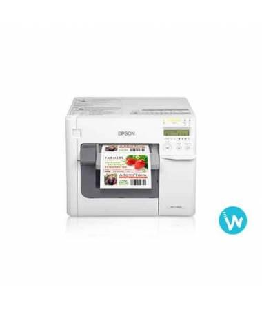 Imprimante etiquettes Epson Colorworks C3500